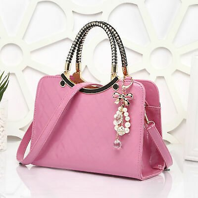 Fashion Handbags Women Bags Shoulder Messenger Bags Wedding Clutches Bag Pink