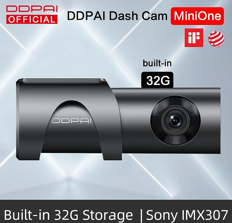 US $45.99 54% OFF|DDPai Dash Cam Mini One Night Vision 1080P Full HD DVR Car Camera Android Wifi Auto Drive Vehicle Video Recroder Build in 32GB|DVR/Dash Camera| - AliExpress