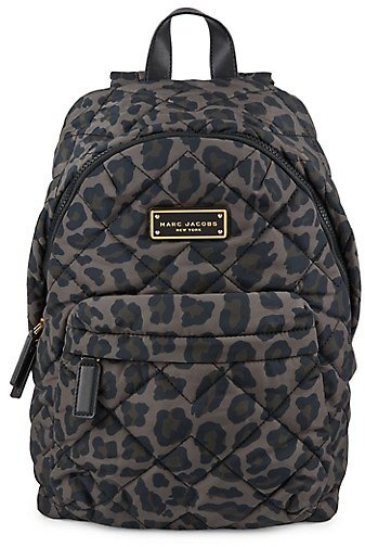 Marc Jacobs Quilted Print Backback (2 Colors) | Saks OFF 5TH