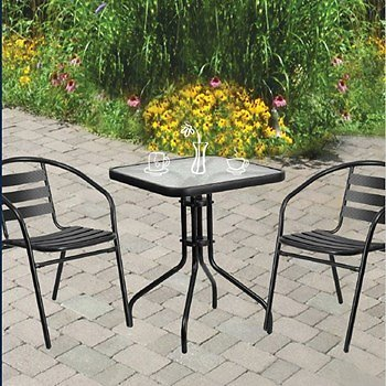 In-Store Only! Richdale 3-Piece Bistro Patio Set