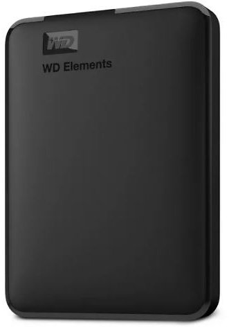 Western Digital 3TB Elements USB 3.0 Portable Hard Drive