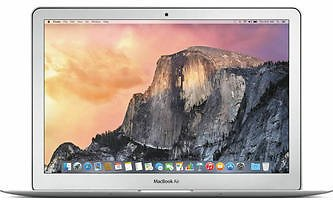 Apple MacBook Air Core I5 1.8GHz 4GB RAM 256GB SSD 13 - MD232LL/A