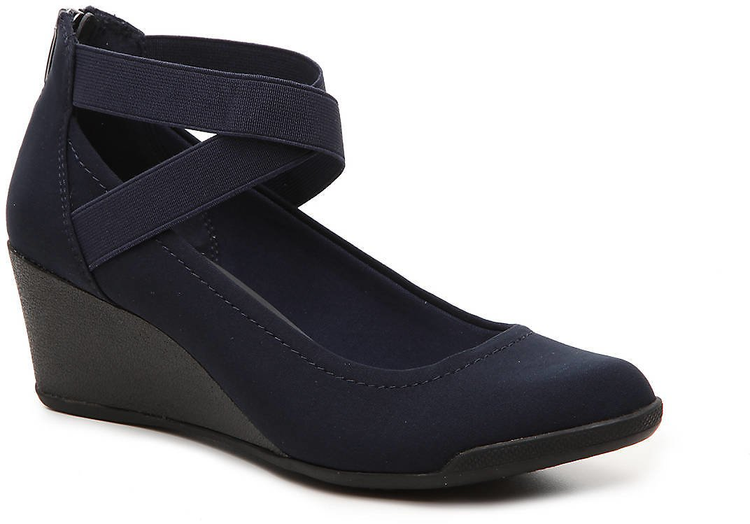 Anne Klein Sport Taini Wedge Pump