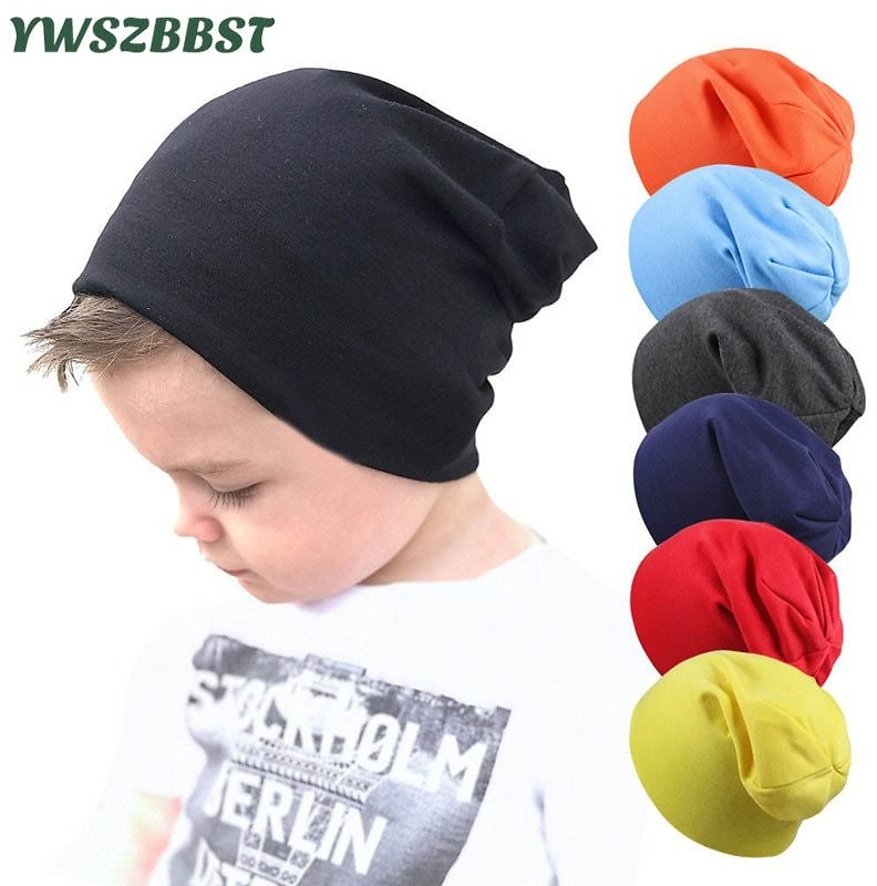 US $1.22 23% OFF|New Baby Street Dance Hip Hop Hat Spring Autumn Baby Hat Scarf for Boys Girls Knitted Cap Winter Warm Solid Color Children Hat|Hats & Caps| - AliExpress