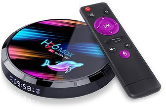 H96 Max X3 Amlogic S905X3 4GB RAM 32GB ROM 5G WIFI Bluetooth 4.0 1000M LAN Android Android 9.0 4K 8K VP9 H.265 TV Box Home Audio & Video from Consumer Electronics on Banggood.com