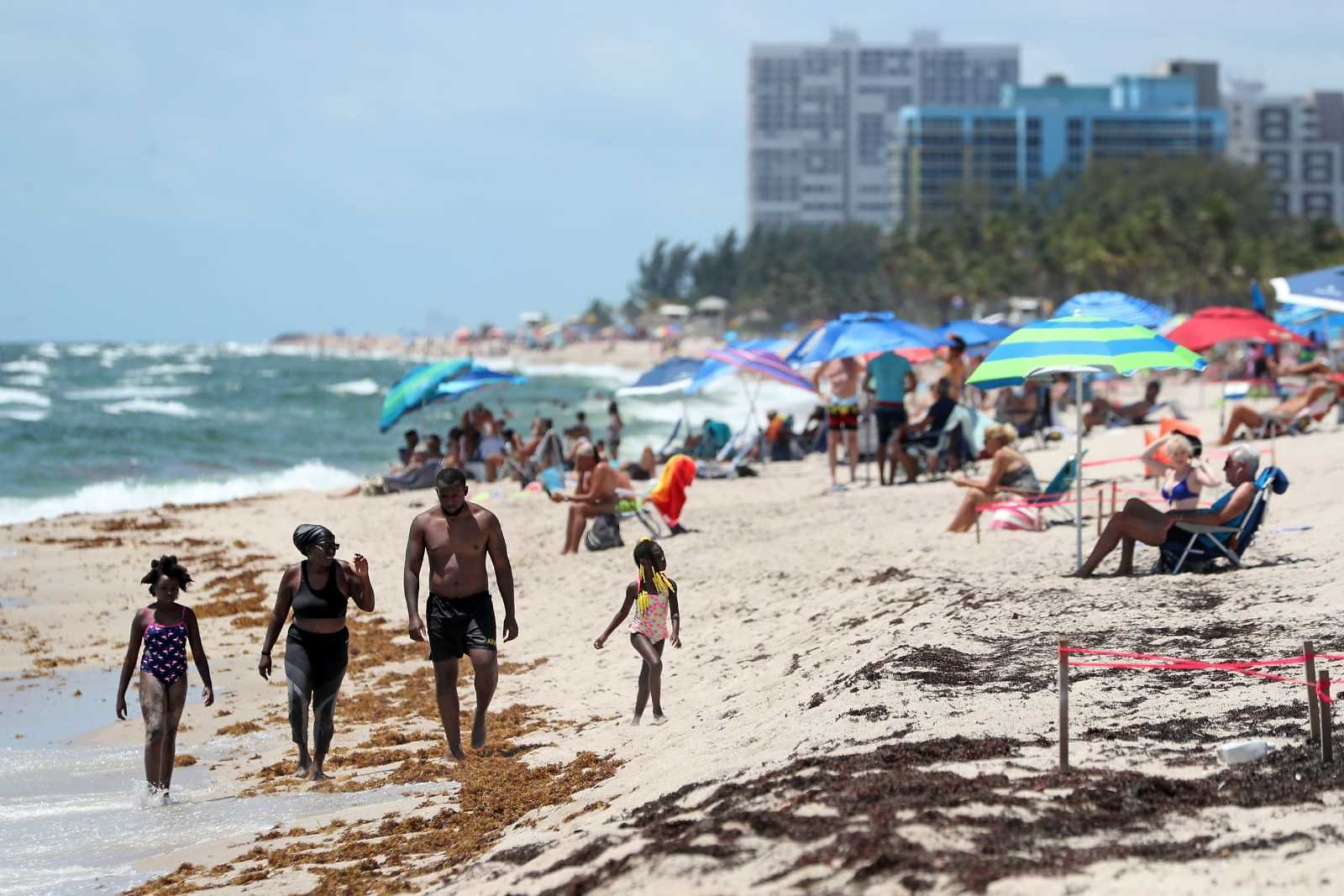 Labor Day Weekend Will Set The Course for The Coronavirus This Fall: 'We May Have Some Hard Days Ahead'