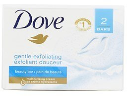Dove™ Gentle Exfoliating Soap 2-Pack