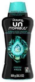 Downy Unstopables In-Wash Scent Booster Beads, Fresh (30.3 Oz.) - Sam's Club