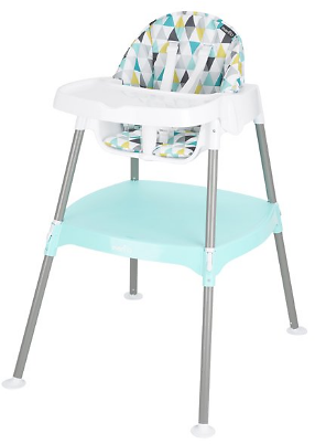 Evenflo 4-in-1 Eat & Grow Convertible High Chair (3 Styles)
