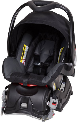 Baby Trend EZ Flex-Loc Infant Car Seat, Boulder