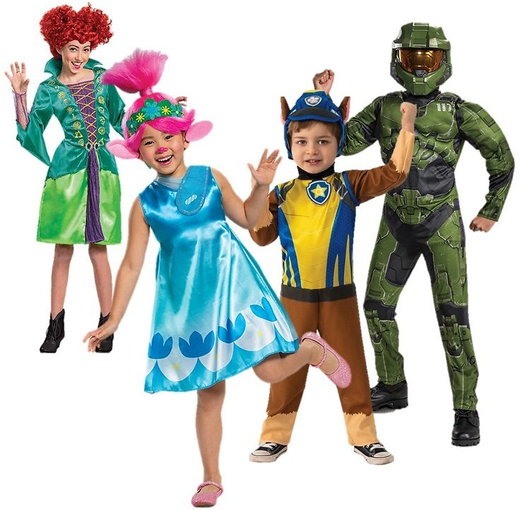 Halloween Costumes For All At Walmart