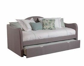 Upholstered Day Bed with Trundle - Sam's Club