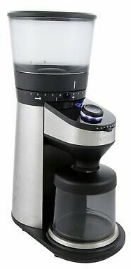 New OXO On Barista Brain Conical Burr Coffee Grinder w/ Integrated Scale 7100001982