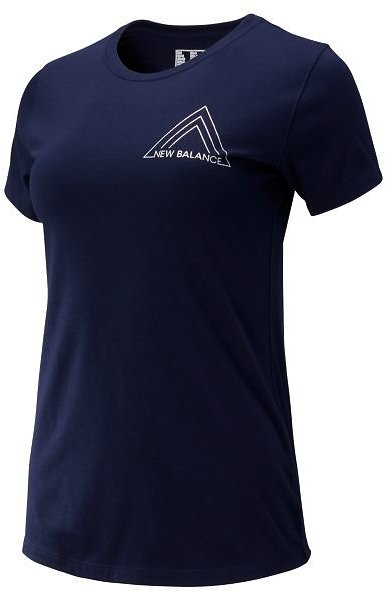 Women's Core Triangle Graphic Tee WOMEN'S CASUAL CLOTHING SHORT SLEEVE. Joe's New Balance Outlet Online