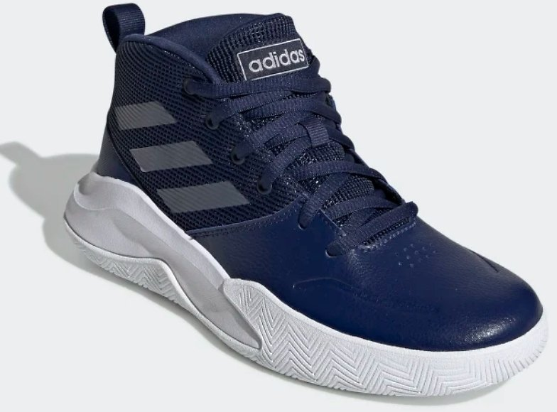 Kids' Adidas OwnTheGame Wide Shoes (2 Colors)
