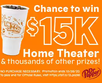 Popeyes Love That Game Giveaway (Every Cups Wins Something)