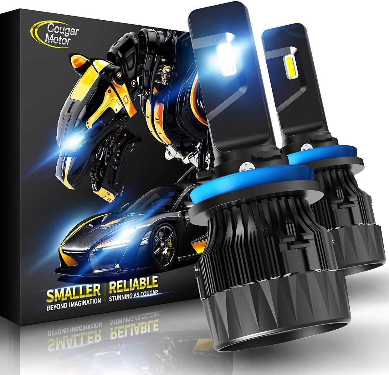 40% Off X-Small H11 H8 H9 LED Headlight Bulbs