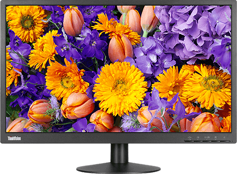 Lenovo ThinkVision E24-10 23.8 Inch Wide FHD In-Plane Switching Monitor