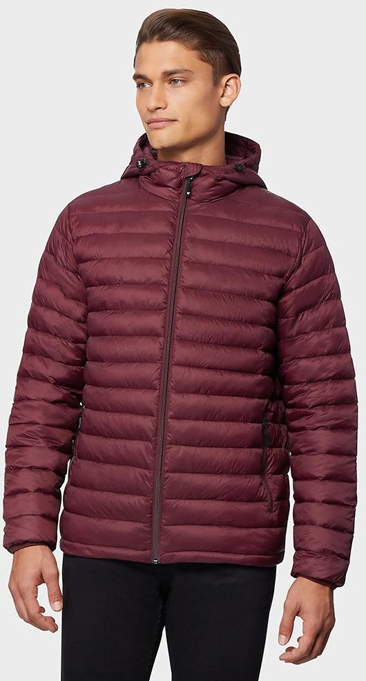 MEN'S LIGHTWEIGHT RECYCLED POLY-FILL PACKABLE JACKET (4 COLORS)