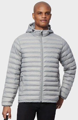 Men's Lightweight Recycled Packable Jacket (2 Colors)