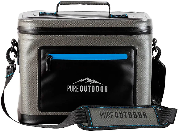 Pure Outdoor By Monoprice Soft Cooler 18 + F/S
