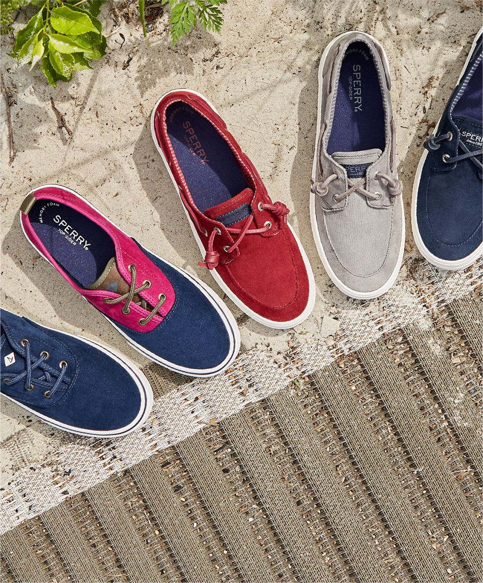 Extra 40% Off Sperry Outlet Styles + Ships Free