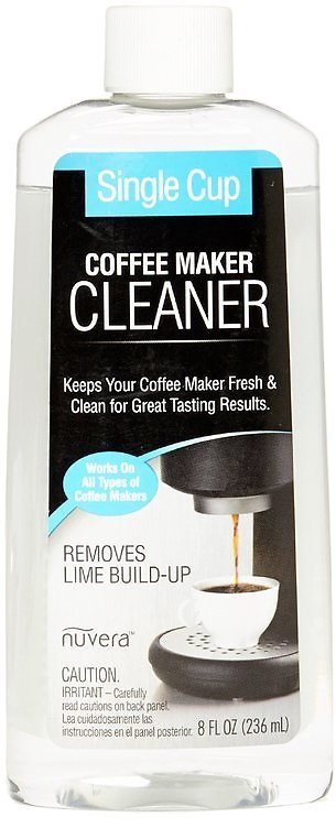Single Cup Coffee Maker Cleaner