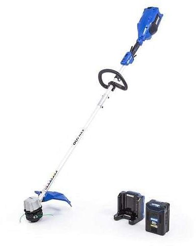 Kobalt 80-Volt Max 16-in Straight Cordless String Trimmer (Battery Included) Lowes.com