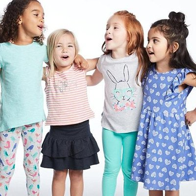 Jumping Beans Kids Clothing $4.89-$6.99 + Free Shipping w/ Kohl's Card