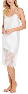 INC International Concepts INC Floral-Print Lace Chemise Nightgown