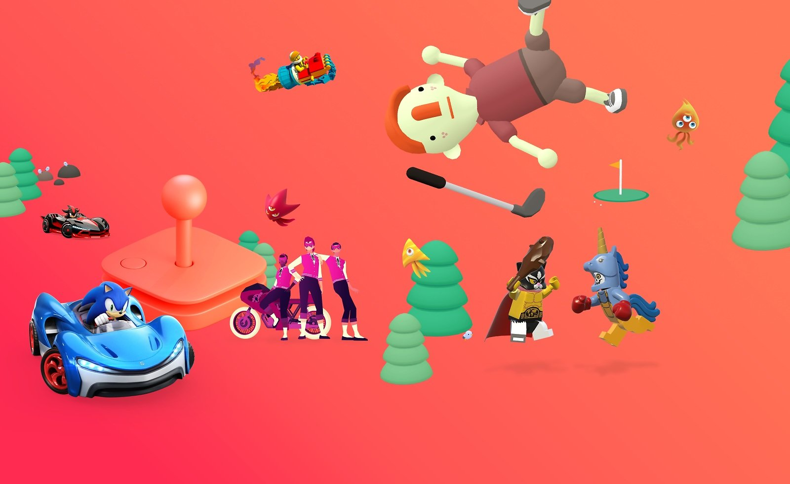 Apple Arcade Is Here. Try It Free