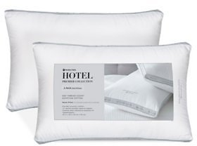 Hotel Premier Collection Queen Pillows By Member's Mark (2-pk.) - Sam's Club