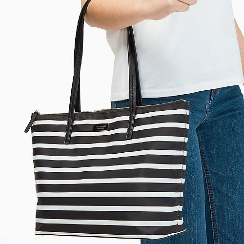 Today Only! Hayden Top Zip Tote (Mult Colors)