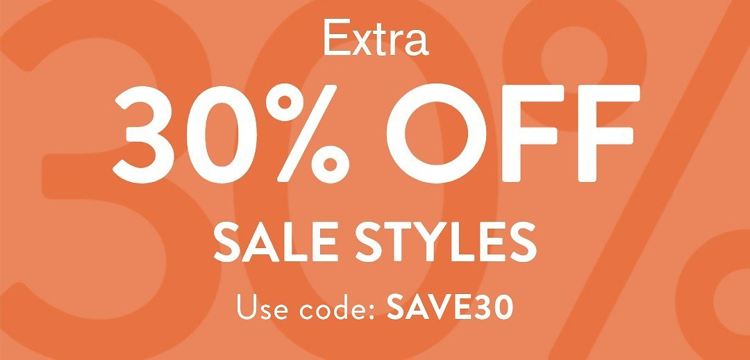 Sperry Footwear Extra 30% Off + FREE Shipping – Starting At ONLY $23!