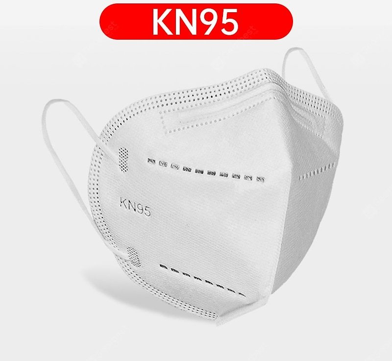 10-50pcs KN95 KN95 Mask Dust Cover Dust Cover Mesh Cover Outdoor Protection Dustproof Non-Medical Sale, Price & Reviews