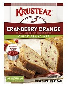 Krusteaz® Cranberry Orange Quick Bread Mix