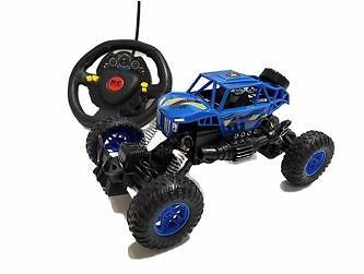 Misco Toys Remote Control Car Patrol Climber Electric Sport Vehicle 1:18 Scale