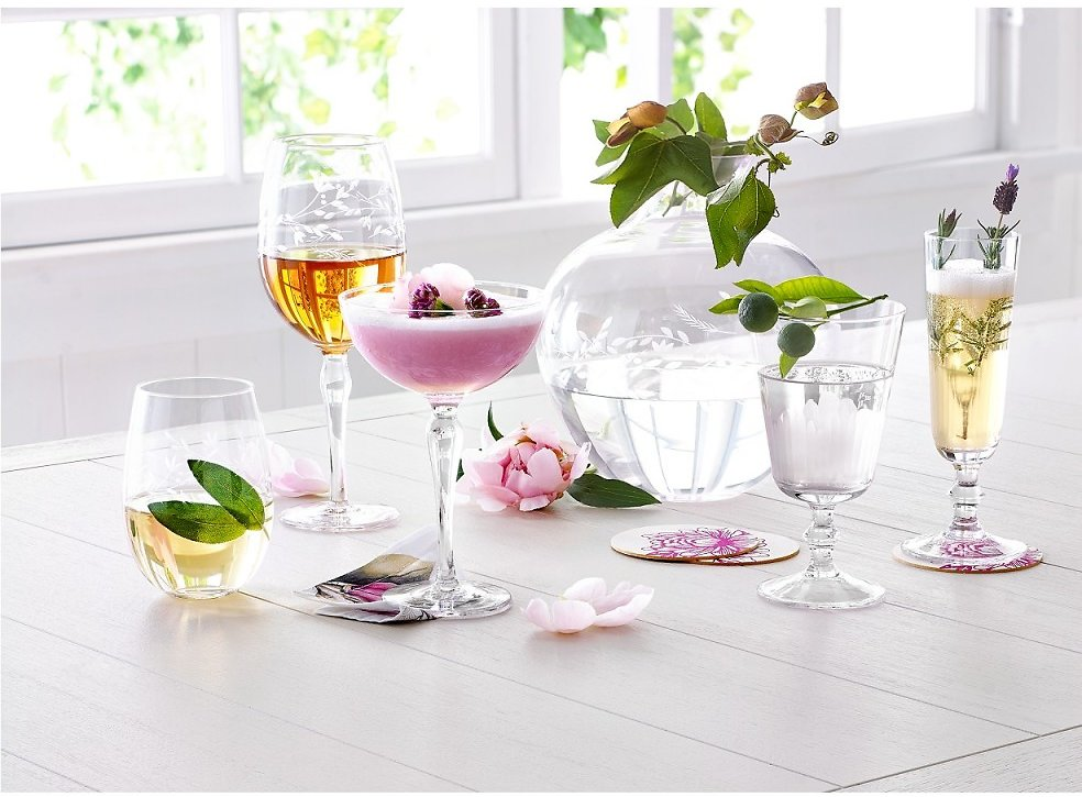 50% Off Lenox Tuscany & Hotel Collection Glassware