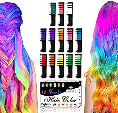 Save 60% On Temporary Hair Chalk for Girls, Kids, Easy to Clean (Coupon + Code)