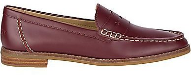 Seaport Box Leather Penny Loafer