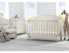 Simmons Kids Ainsworth 5-Piece Baby Furniture Set (Choose Your Color) - Sam's Club