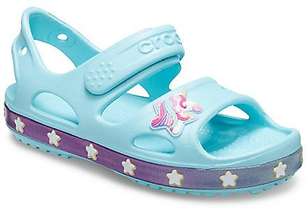 Girls' Crocs Fun Lab Unicorn Charm Sandal