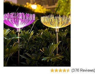 EXTRA 60% OFF Neporal Multi-Colored Solar Stake Lights Outdoor Decorative IP65