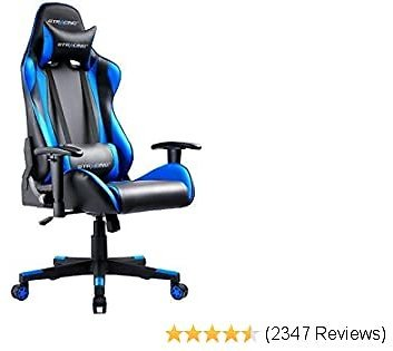 Gaming Chair Racing Office Computer Game Chair Ergonomic Backrest and Seat 2020