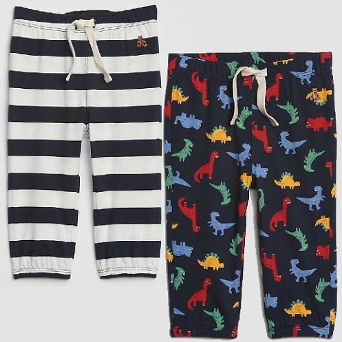 Baby Boy Pants (5 Styles)