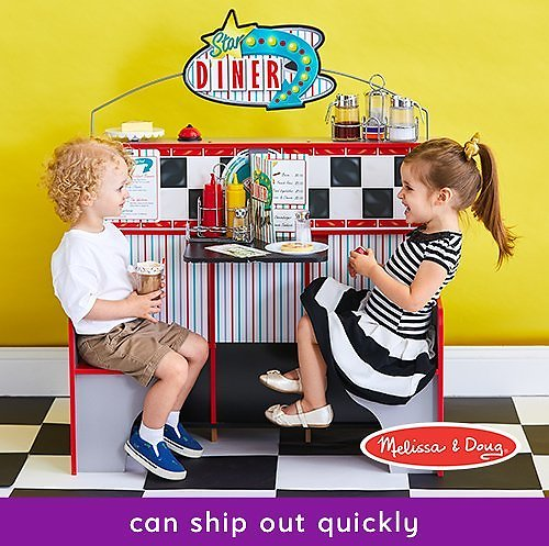 Melissa & Doug Kids Toys and Accessories Up to 50% Off At Zulily – From JUST $3.99!