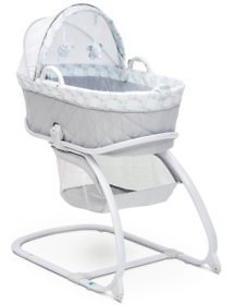 Delta Children Deluxe Moses Bassinet (Choose Your Color) - Sam's Club