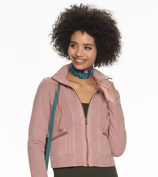 Sonoma Goods For Life Zipper Jacket (4 Colors)