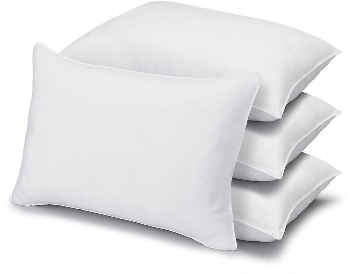Ella Jayne | Cotton Blend Superior Down-Like Soft Stomach Sleeper Pillow - Set of 4 | Nordstrom Rack