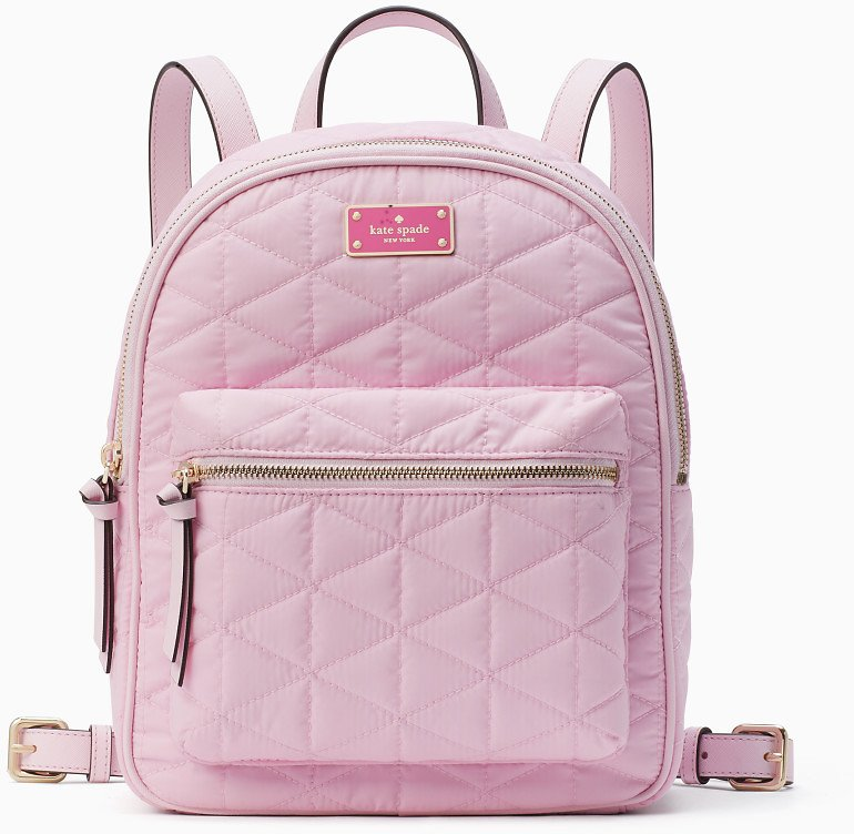 Today Only! Wilson Road Quilted Small Bradley Backpack. Kate Spade ( 4 colors)